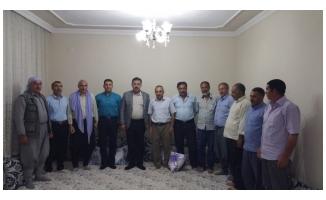 Ceylanpınar'dan AK Parti'ye bir destek daha