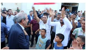 Demirkol: Cumhur oyu Reis'e, Vekil oyu AK Parti'ye