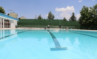 """Diyarbakırlılar """"halk havuzu""""nda serinleyecek"""