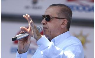 Erdoğan'dan Urfalılara: Destekleyin, destan yazmayı sürdürelim