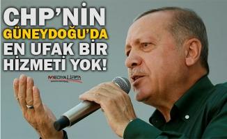 Erdoğan'ı mest eden şehir!