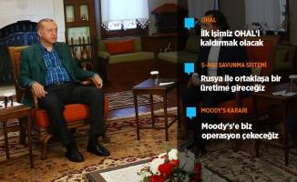 Erdoğan: Neyin apoletini söküyorsun ?