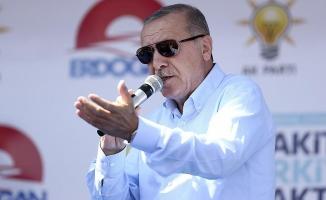 """Erdoğan: """"Suçlular adelet önünde hesap verecek"""""""
