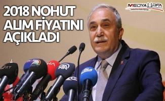 Fakıbaba'dan nohut alımı açıklaması!