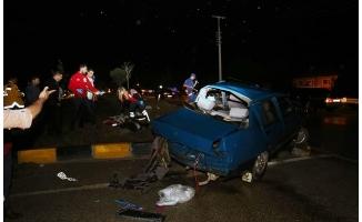 Feci kaza! 6 ölü, 2 yaralı