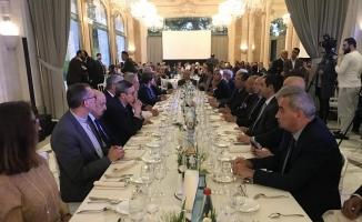 Fransa Başbakanı, Fransa İslam Konseyi'nin iftarına katıldı