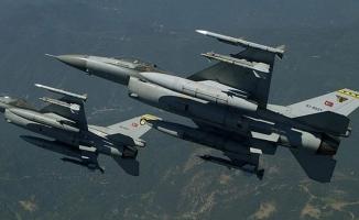 Irak kuzeyinde 7 terörist etkisiz hale getirildi