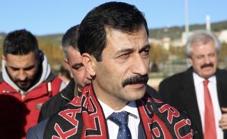 Karaköprü Belediyespor'da istifa