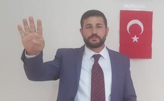 """Saadet Partisi'nden """"terör"""" istifası"""