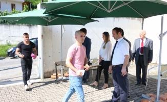 Sırbistan, Arnavutluk ve Kosova'daki Türk vatandaşları sandık başında