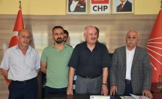 CHP il yönetimi istifa etti