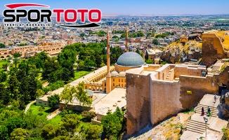 Spor Toto'dan, Şanlıurfa'ya 17 milyon TL'lik yatırım