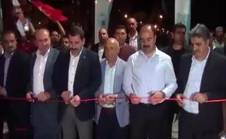 Taşdönderen AK Parti için seçim bürosu açtı!