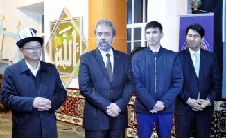 TİKA'dan Kırgızistan'daki 100 yıllık camide iftar