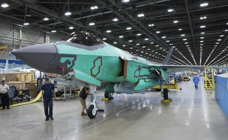 TSK'nın yeni savaş uçağı F-35 bugün teslim ediliyor