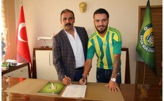 Urfaspor'dan orta sahaya transfer