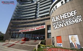 CHP'de rota yerel seçimler