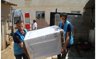 Eyyübiye belediyesi dar gelirli vatandaşların yanında