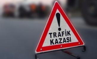 Eyyübiye'de traktör ile motosiklet çarpıştı: 1 ölü