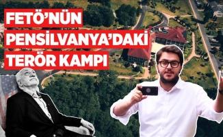 FETÖ kamp görevlisinden gazetecilere provokasyon