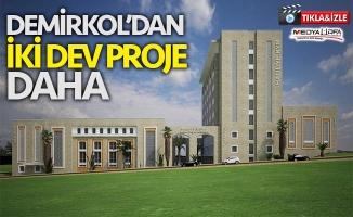 Haliliye'de dev projeler yükseliyor!