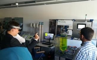 HRÜ, sanal gerçeklik çalıştayına katıldı