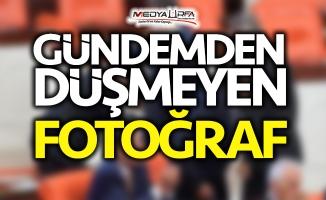 O fotoğraf magazin haline geldi!