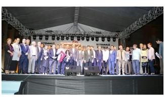 Şanlıurfa'da 15 Temmuz etkinliği