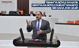 ''Şanlıurfa Kasım Gülpınar'dan istifade edemiyor''