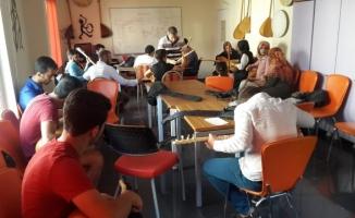 Şanlıurfa Gençlik Merkezinde yaz okulu programı