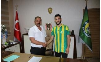 Şanlıurfaspor, Selim Kayacı'yı transfer etti