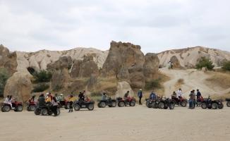 Şehit çocukları Kapadokya'da