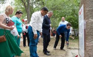 TİKA'dan 15 Temmuz şehitleri için Moldova'da anma töreni