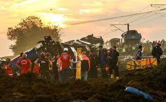 Türkiye Yasta! Tren kazasında 24 ölü!