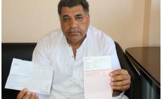 Akçakale'de Suriyeli iş adamından liraya destek