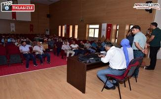 Ceylanpınar'da Belediye personeline önemli seminer
