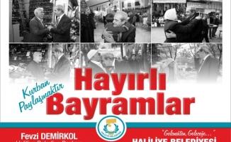 Demirkol'dan Kurban Bayramı mesajı