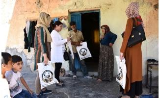 Hilvan'da Belediye kadınlara meslek kazandırıyor