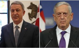 İki bakan Suriye'yi görüştü!