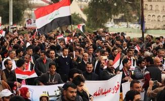 Irak'ta gösteriler yeniden başladı