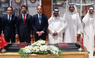 Katar ile yatırım paketinin ilk adımı atıldı