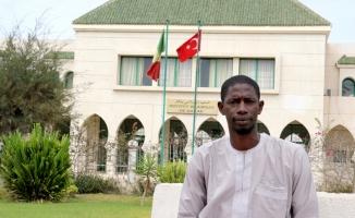 """Senegal'den Türkiye'ye """"Türk markası kullanımı"""" desteği"""