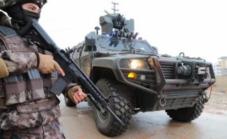 Viranşehir'de Terör Gözaltısı