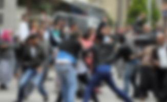 Taciz iddiası Viranşehir'i ayağa kaldırdı