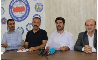 """Urfa'daki STK'lardan """"spekülatif atak""""a tepki"""