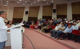 Viranşehir'de diyabet eğitimi