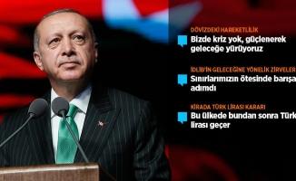 Bu ülkede bundan sonra Türk lirası geçer