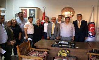 CHP Şanlıurfa'nın ekonomik durumunu araştırıyor