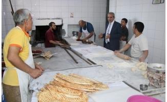 Demirkol mahalle gezilerini Mimar Sinan ile sürdürdü