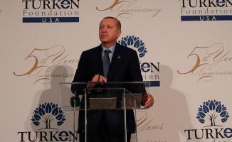 Erdoğan: Fırat'ın doğusu için de adım atılacak